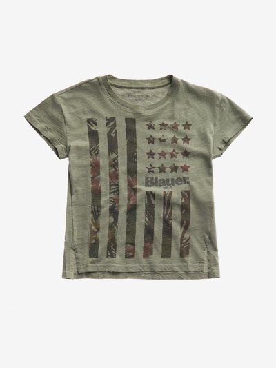JUNIOR STARS & STRIPES T-SHIRT