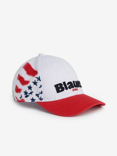 BASECAP BLAUER USA 36 JUNIOR