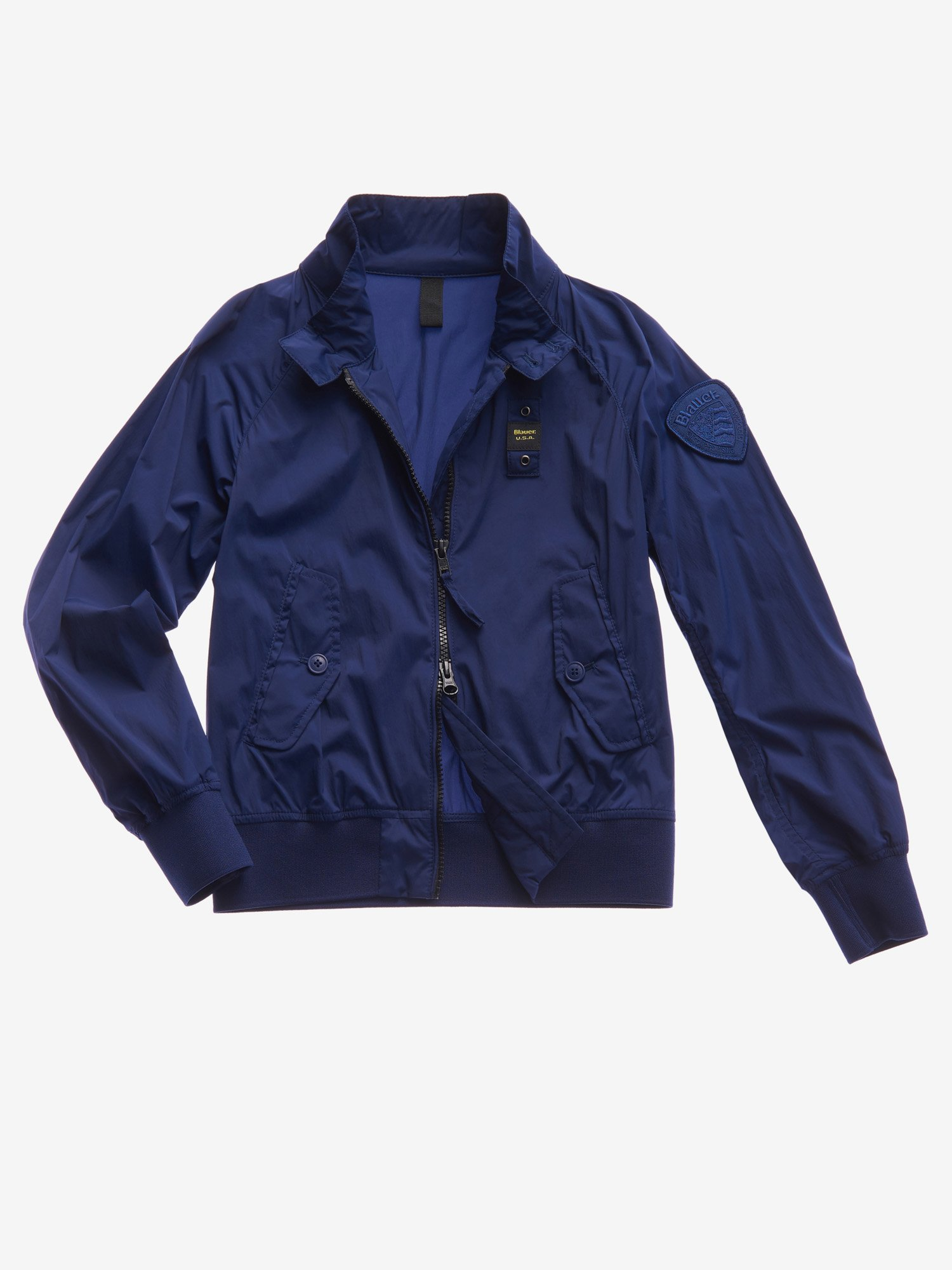 JUNIOR MATTE UNLINED JACKET - Blauer