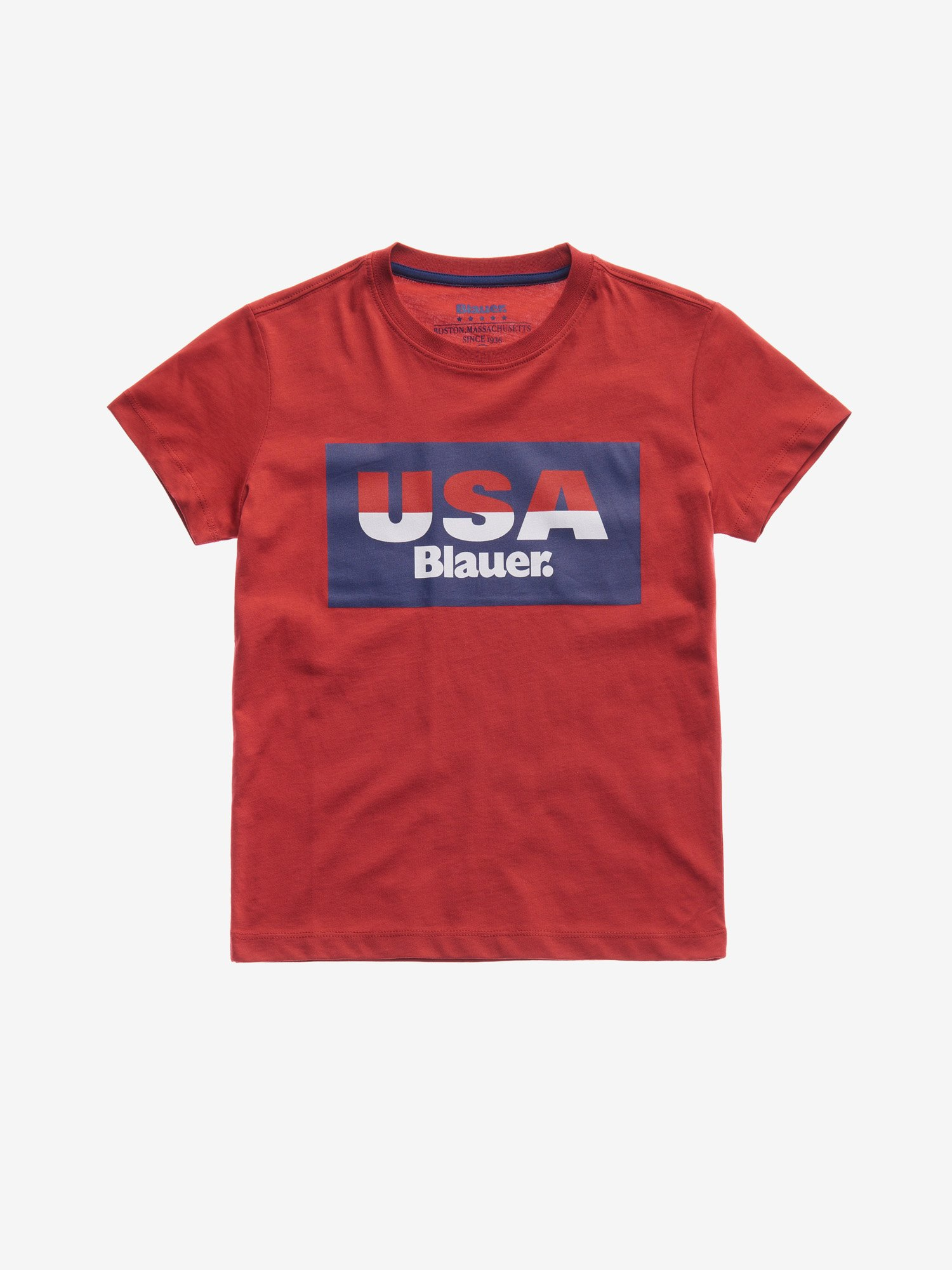 JUNIOR BLAUER USA T-SHIRT - Blauer