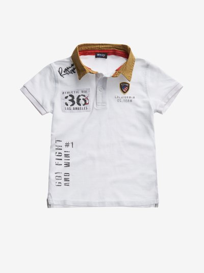 JUNIOR CALIFORNIA US. TEAM POLO SHIRT