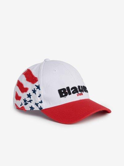 BASECAP BOSTON BLAUER 36