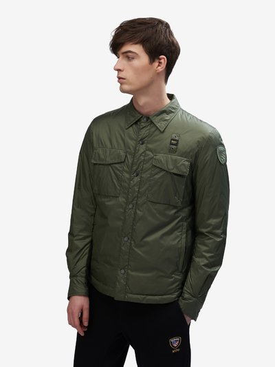 WARREN DOWN JACKET WITH ECO PADDING