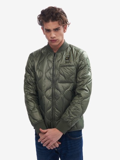 BEGUM WAVE DOWN JACKET WITH ECO PADDING