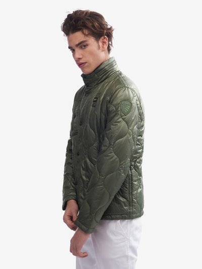 RHODES DOWN JACKET WITH ECO PADDING