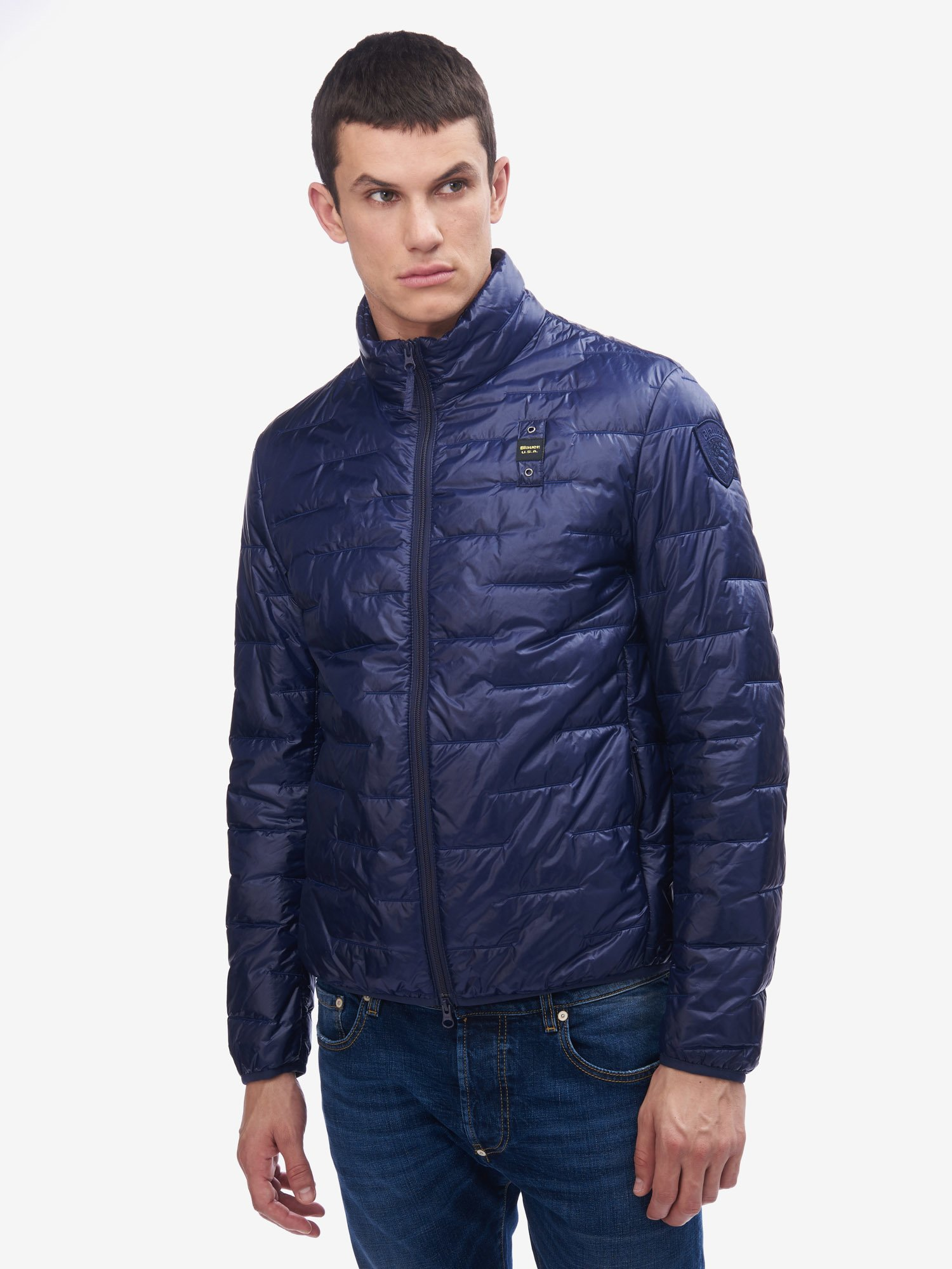 HARDY FLARED DOWN JACKET - Blauer