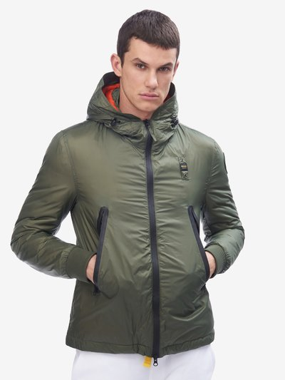 TUCKER SMOOTH JACKET WTH ECO PADDING