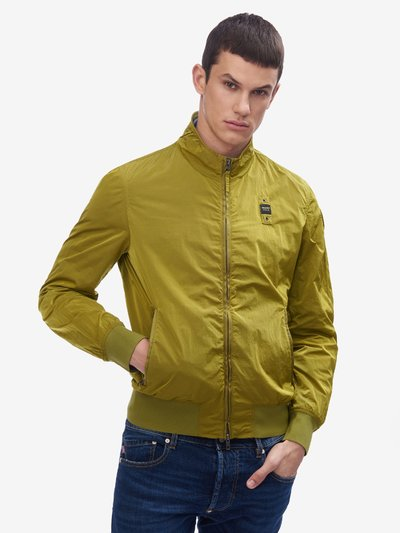 JACOBS UNLINED BOMBER JACKET