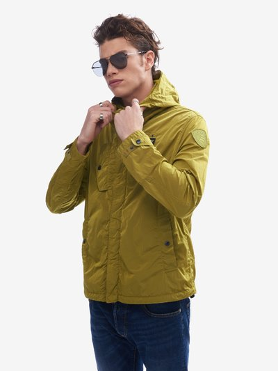 ROBSON UNLINED IRIDESCENT JACKET
