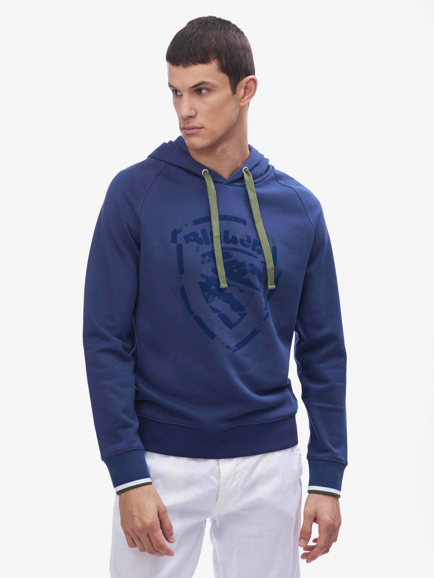 HOODED SWEATSHIRT - Blauer