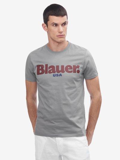 T-SHIRT BLAUER USA