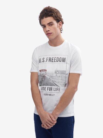 T-SHIRT U.S. FREEDOM