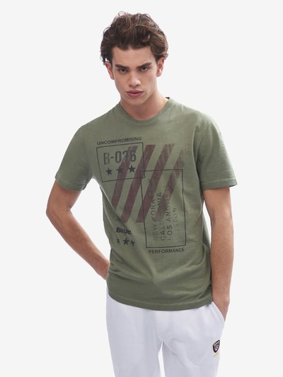 T-SHIRT UNCOMPROMISING PERFORMANCE