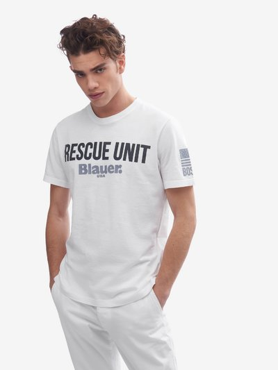 T-SHIRT RESCUE UNIT