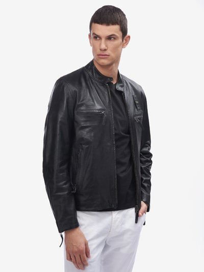 KENT VINTAGE LEATHER JACKET