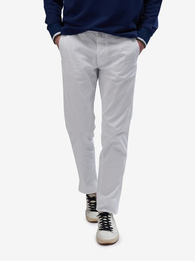 LONG CHINO TROUSERS