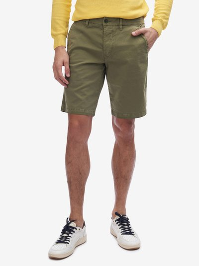 FOUR POCKET BERMUDA SHORTS