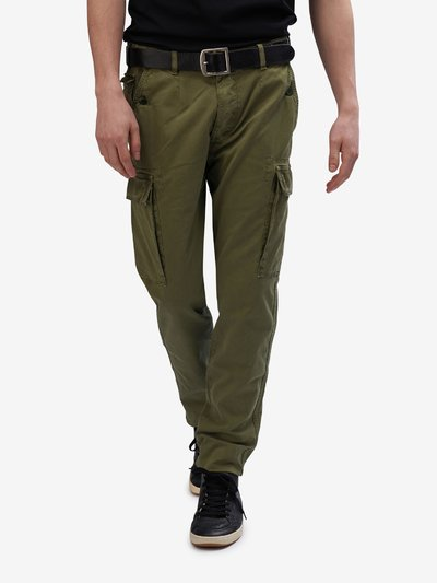 PANTALON CARGO MULTI-POCHES