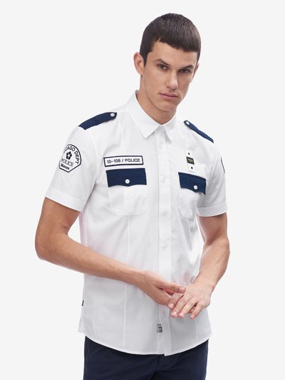 CHEMISE CHICAGO POLICE