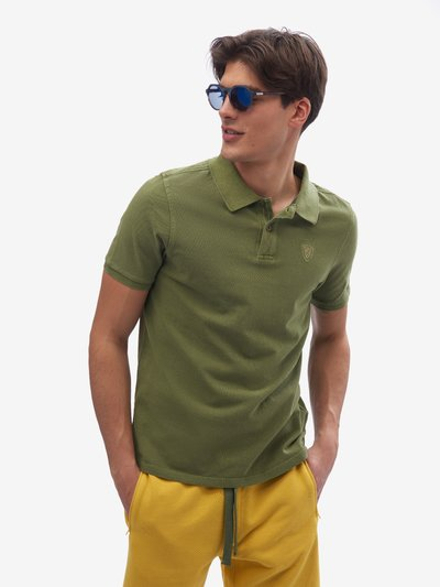 SHORT SLEEVE VINTAGE POLO SHIRT