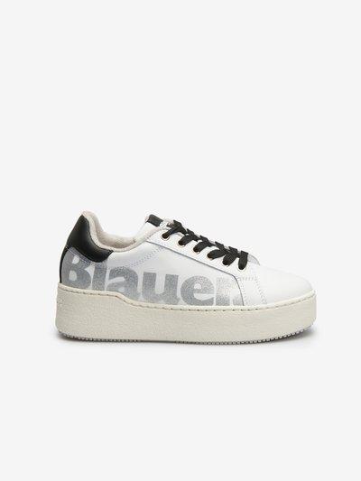 Madeline Sneakers con scritta Blauer