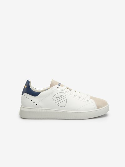 Keith Leather Sneakers