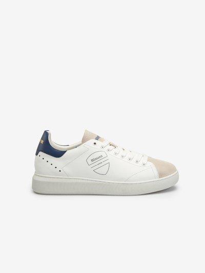 Keith Sneakers Uomo in pelle