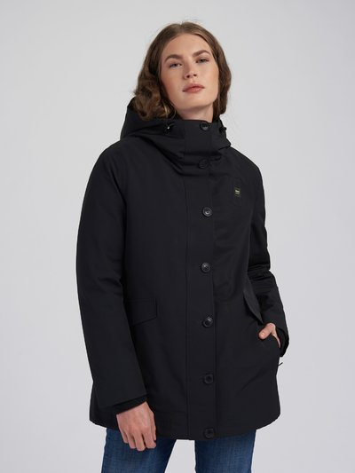 CAROLYN JACKET WITH DETACHABLE LINING