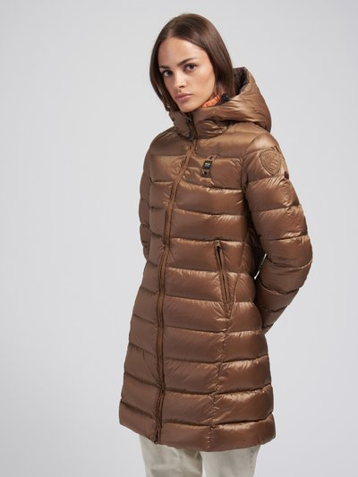 CATHERINE LIGHTWEIGHT LONG DOWN JACKET