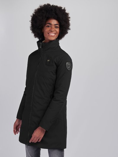 NEOPRENE DOWN COAT LIV