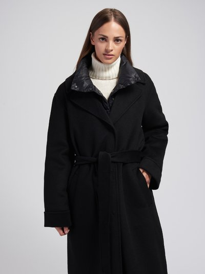 KELLY COAT WITH DOWN INSIDE