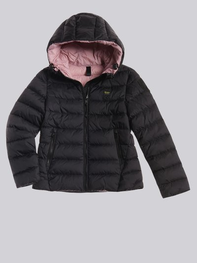 KATHY DOWN JACKET WITH HOOD