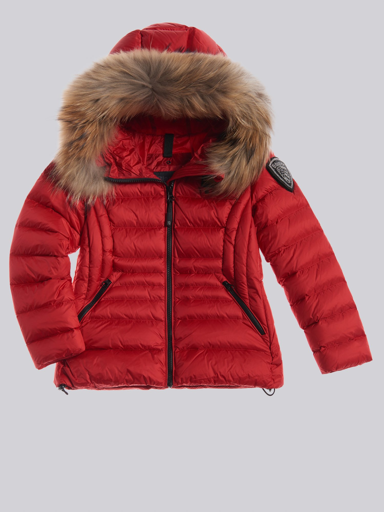 BEVERLY FLARED DOWN JACKET - Blauer