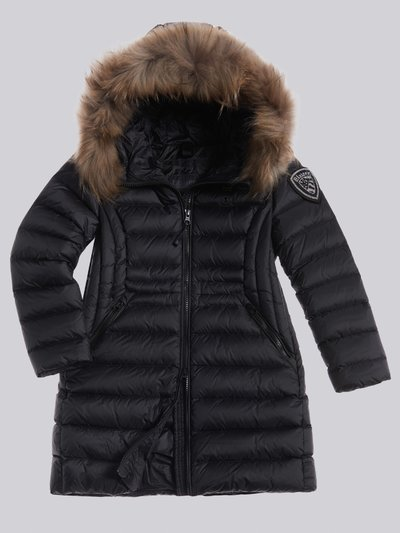 KATHRYN LONG FLARED DOWN JACKET