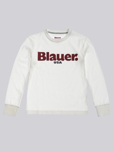 BLAUER LONG SLEEVE T-SHIRT