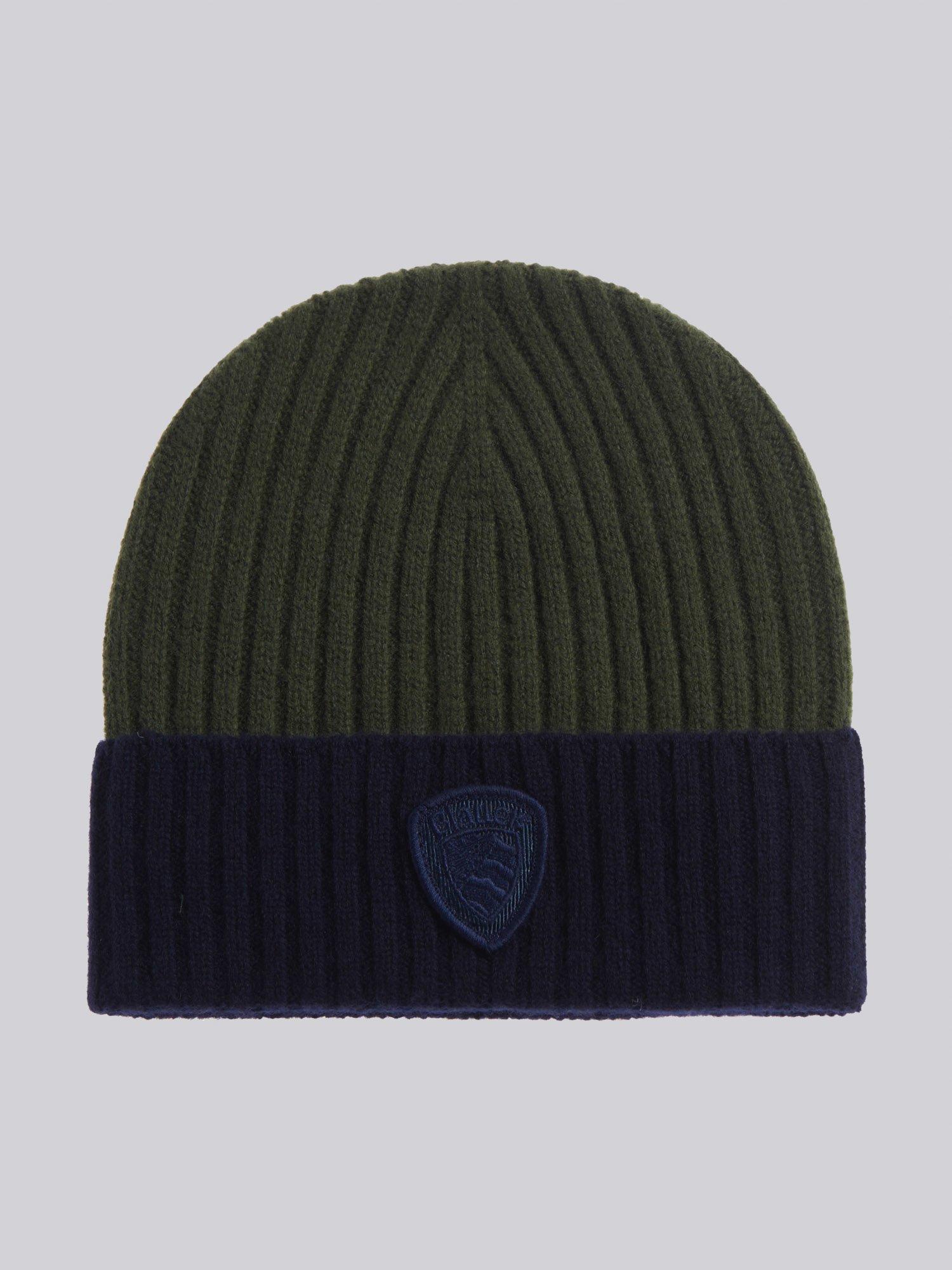 LIGHT-DARK CAP - Blauer
