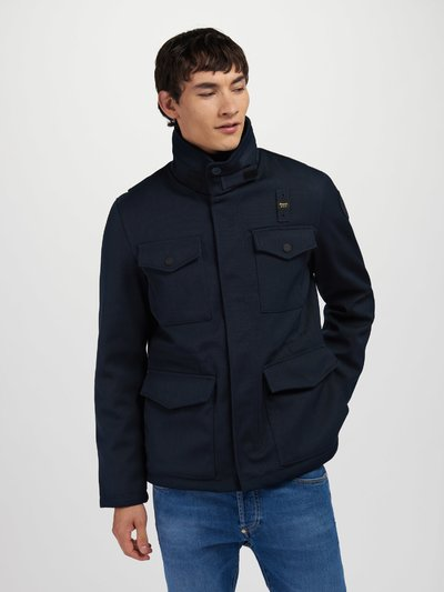 JACK PADDED FIELD JACKET