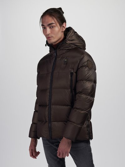 HENRY LONG DOWN JACKET