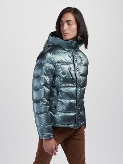 WILLE PEARLY DOWN JACKET WITH THREE POCKETS