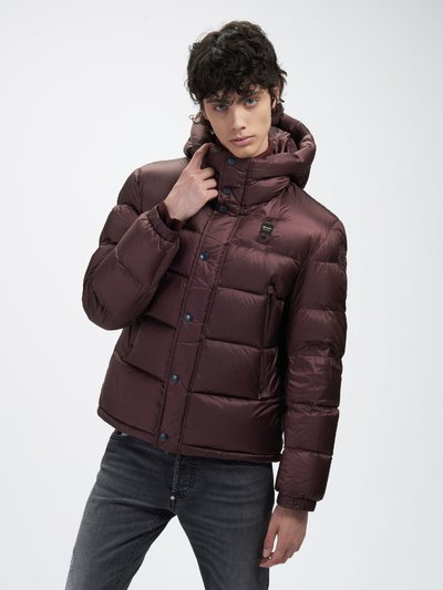 NICHOLAS NYLON DOWN JACKET