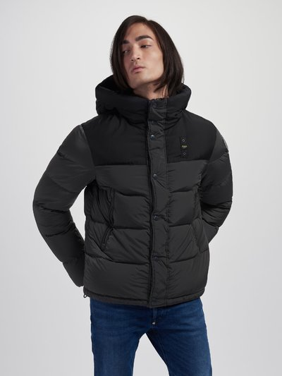 GERALD GARMENT DYED DOWN JACKET