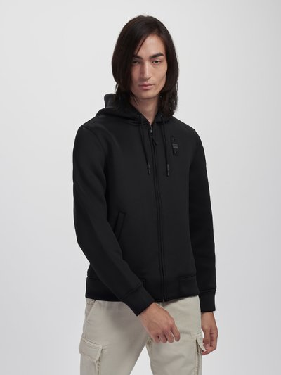 ZIP SWEATSHIRT IN NEOPRENE