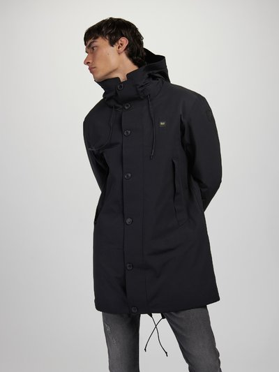 JOHNNY TECHNICAL LONG JACKET