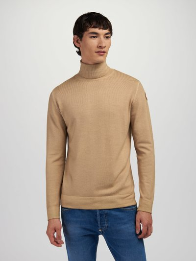 WOOL TURTLENECK SWEATER