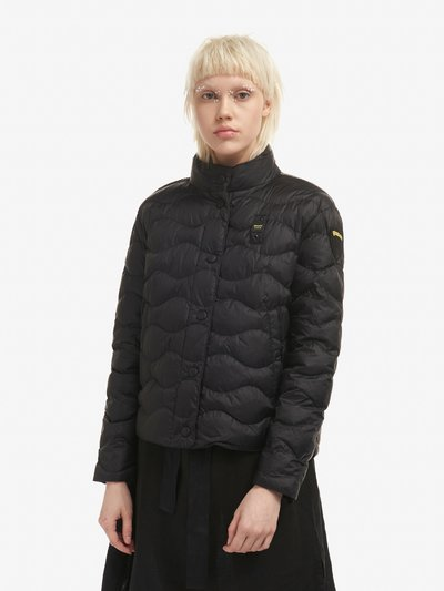 CONNIE JACKET WITH WAVE-QUILTED ECO PADDING
