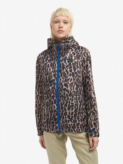 CAZADORA SIN FORRO ANIMAL PRINT LILLIAN