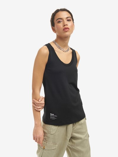 COTTON AND LYOCELL TANK