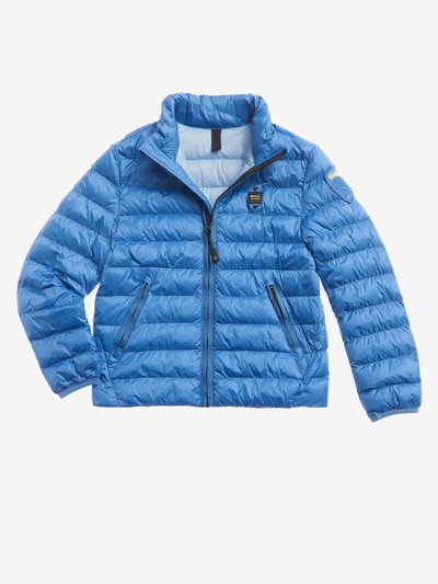 LEO DOWN JACKET WITH LIGHTWEIGHT ECO PADDING