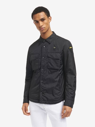 TROY LIGHTWEIGHT JACKET WITH ECOLOGICAL PADDING