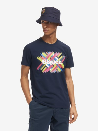 T-SHIRT MULTI-COULEURS